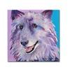 Pat Saunders Puppy Dog Canvas Print