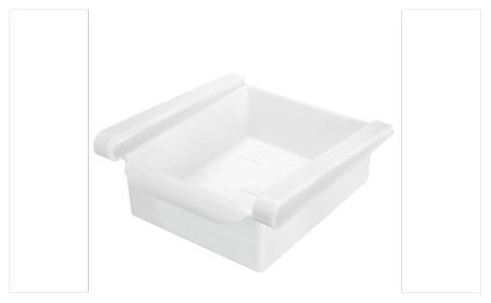Slide Kitchen Fridge Freezer Space Saver Organizer Storage Rack Shelf 2e6a8f75-e3e7-4cd9-96b8-20c72de7fde0