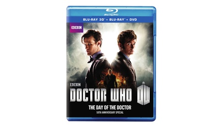 Doctor Who 50th Anniversary: Day of Doctor 13b8540a-59b3-41b5-a713-f39324397039