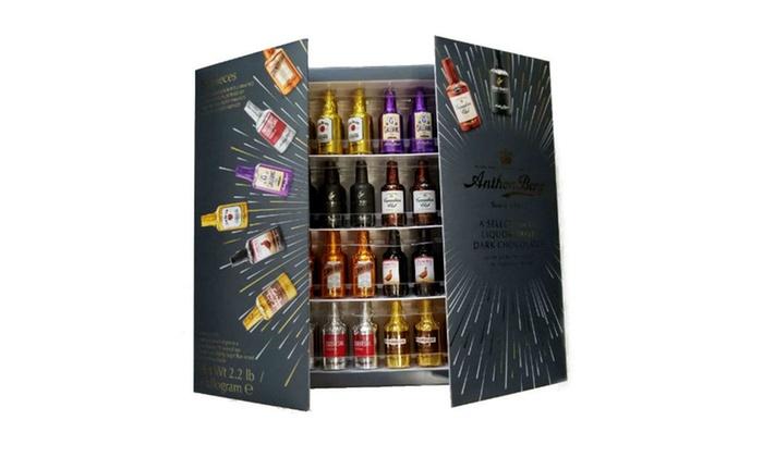 Anthon Berg Gourmet Liqueurs Filled Chocolate Original
