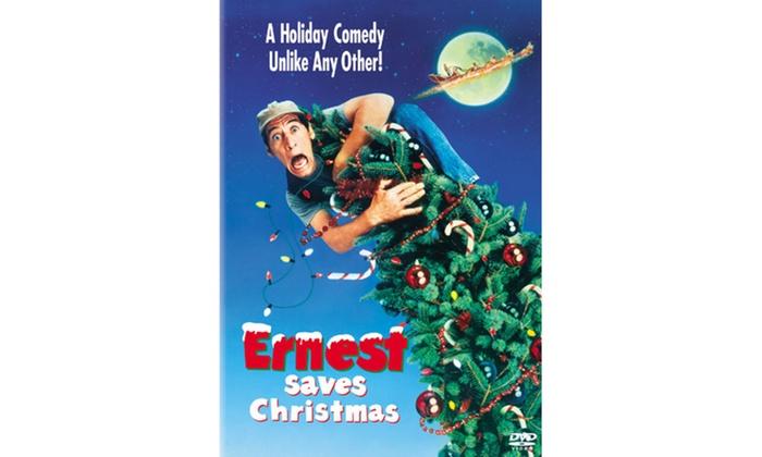 Ernest Saves Christmas Elves.Ernest Saves Christmas