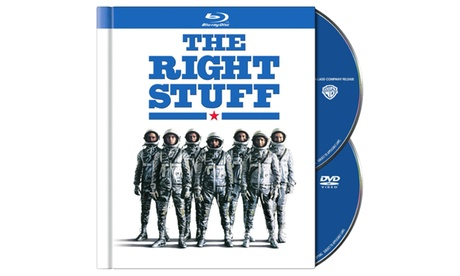 Right Stuff, The: 30th Anniversary (Blu-ray Book) a4ace663-a184-486f-bb74-51838af767e1