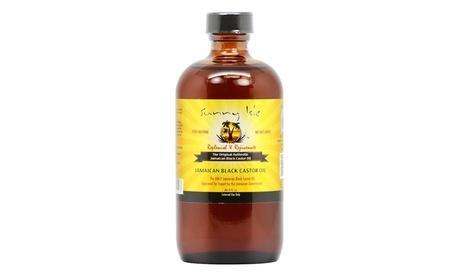 The Sunny Isle Extra Dark Jamaican Black Castor Oil - Repairs Damaged Hair 8 oz