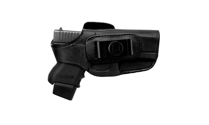 Tagua 4-in-1 Holster w/Snap for Ruger LC9 Black RH