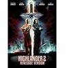 Highlander 2: Renegade Version DVD