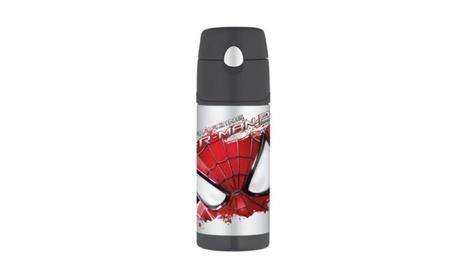 The Amazing Spider-Man 2 Thermos ~ 12 oz c21f1ce6-0723-4f2d-baec-8c90cd25a663