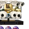 """Security Labs 8-camera 1080p HD 2TB Nvr System With 19"""" HD LED Monitor"""