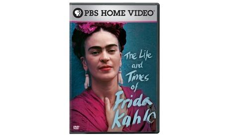 The Life and Times of Frida Kahlo DVD fa3b8817-b1e1-4372-8f0e-3fc811abd713