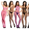 Women's Fishnet Bodystockings in Regular and Plus Size - TBIS
