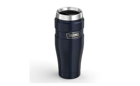 Thermos Stainless King 16-Ounce Leak-Proof Travel Mug midnight blue 2681662b-9484-4f5e-bad9-cd82c34cd37c