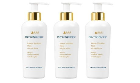Phytospecific Intense Nutrition Mask 6.9 Oz (Ultra Dry Hair) (3 Pack)