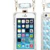 Insten Light Blue Hard Back Skin Shell Case Cover For iPhone 5 5S