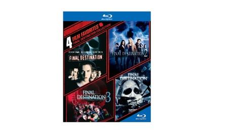 4 Film Favorites: Final Destination Col (BD) dd86dacb-4551-49d9-8948-11dd98d4aec0