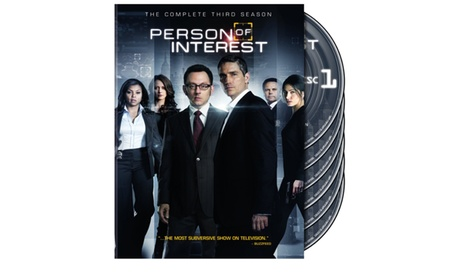 Person of Interest: The Complete Third Season (DVD) 060d53f4-714b-42ee-8293-15c199e04e1a