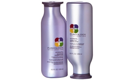 Pureology Hydrate Shampoo and Conditioner (8.5oz or 33.8oz) Was: $59 Now: $34.89.