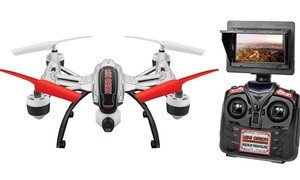Elite Mini Orion Drone with Live-View Camera and LCD Screen