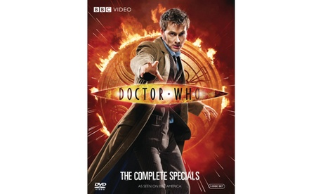 Doctor Who: The Complete Specials (Repackage/DVD) db3d73c1-fc4a-4a89-b607-bac880c3d0cc