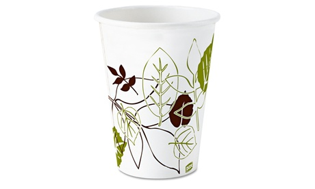 Dixie Pathways Paper Hot Cups, 8oz, 1000Carton 5878105f-2600-4d2f-8332-37c3eb27dbcd