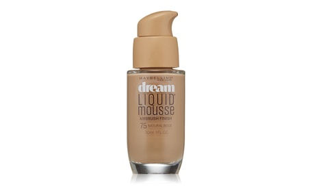 Maybelline New York Dream Liquid Mousse Foundation, Natural Beige 71b706a8-6789-43ba-bde4-aa1f724141fd