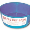 Heated Pet Bowl Rnd