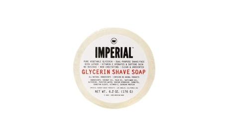 Glycerin Puck Shave/Face Soap ff00a542-7fee-412e-aa53-6b9793a33a6d