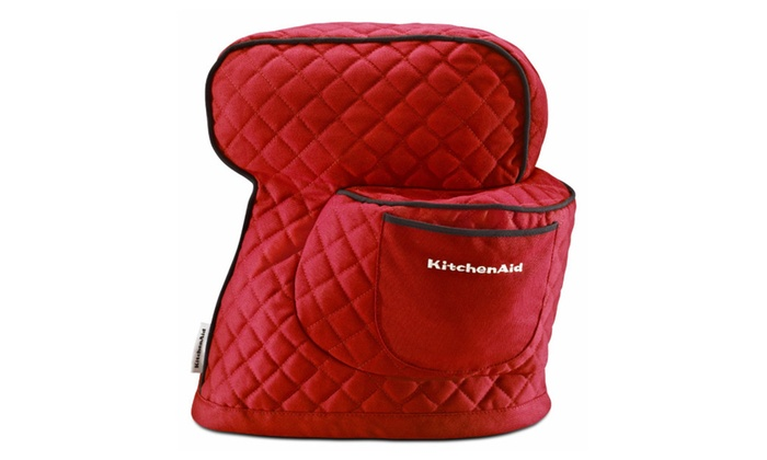 kitchenaid fitted stand mixer cover - ksmct1 | groupon