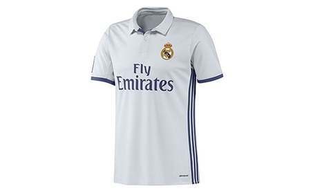 Real Madrid Home Soccer Jersey 2016/17 Youth. (YL) 6a43fa97-4c06-4e6d-bb66-768ed0444711
