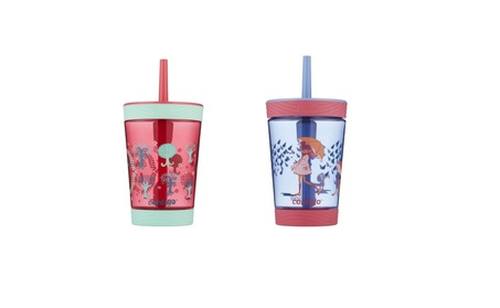 Kid's Spill Proof Sippy Cup Tumbler with Straw f88f4e74-02d3-45e0-af06-558accd572db