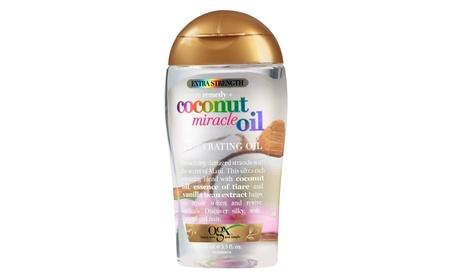 OGX Coconut Miracle Penetrating Oil, 3.3 oz 7ca018e9-4e56-4bed-9517-a2126f4e5c0a