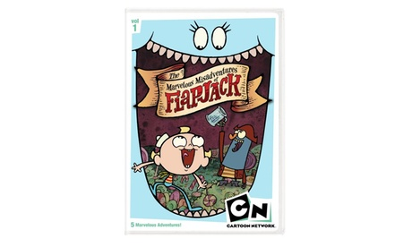 Cartoon Network: The Marvelous Misadventures of Flapjack: Volume 1 b87b9053-0695-49d6-b2ff-13dba33a4b87