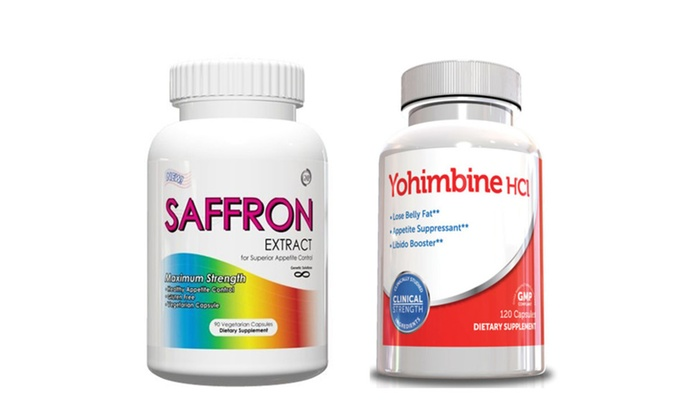 Weight Loss Pills Saffron Extract Yohimbine Hcl For Men For