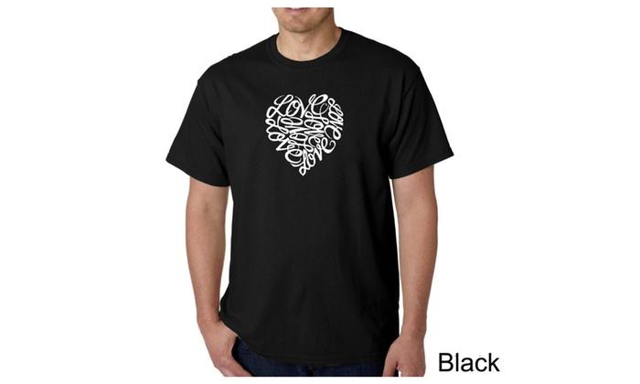 Men's T-shirt - LOVE