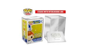 Funko Pop! Stacks Hard Plastic Figurine Cases (6-Pack)