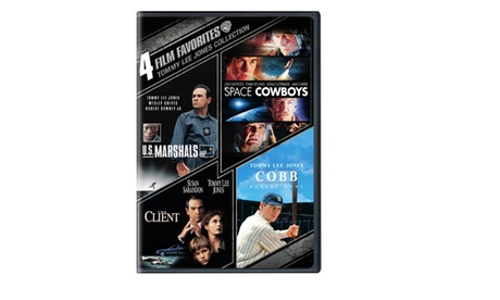 4 Film Favorites: Tommy Lee Jones Collection (4FF) 8a655a2d-29e3-461f-aed6-2e19310047d0