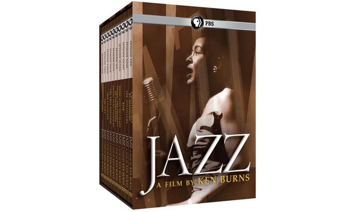 Ken burns jazz dvd 10pk groupon for Burns motors service coupons