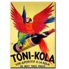 Toni-Kola Canvas Print