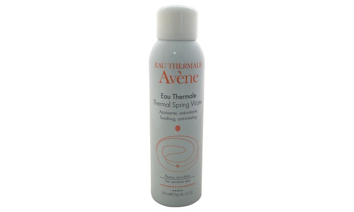 how to use thermal spring water spray