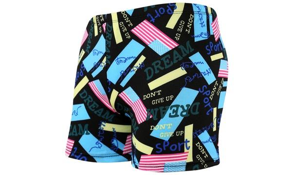 FinalZ Mens Compression Square Leg Swimsuit