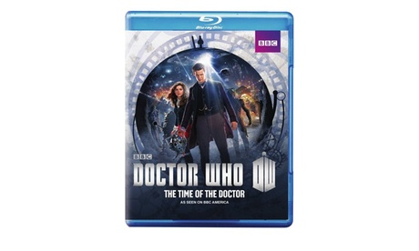 Doctor Who: The Time of the Doctor (Blu-ray) 3d2292a5-3173-4c7e-80b0-bc904bc2f79a