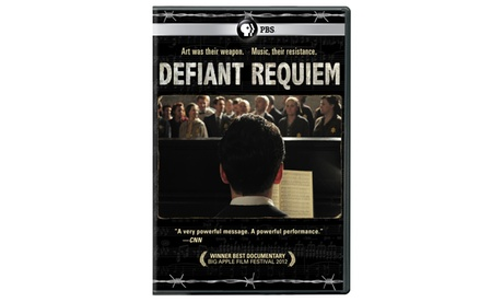 Defiant Requiem DVD ce4353a6-6c4f-45ae-afd0-b5a3a47d158a