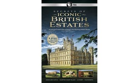 Secrets of Iconic British Estates DVD c5955fe6-10b8-4097-b416-c5e9b0db608b