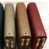 Double Zipper Fashion Wallet - 5 Colors