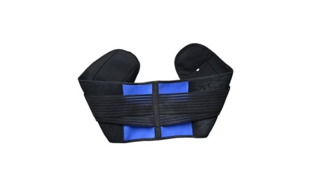 Neoprene Lower Back Support Compression Brace Pull Lumbar Disc 87d23638-f063-4f99-82a4-440a5624efac