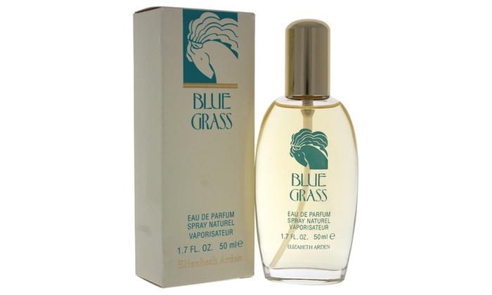 Elizabeth Arden Blue Grass Eau De Parfum For Women Groupon