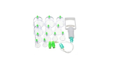 12 Cup Vacuum Suction Set Elmination Therapy Slim Massage Acupuncture a0ef6965-6e97-47b6-b5a6-7612eb3f392c