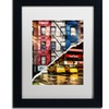 Philippe Hugonnard 'American Colors' Matted Framed Art