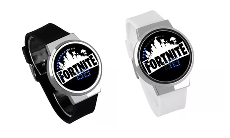 Fortnite 3D Led Smart Watch