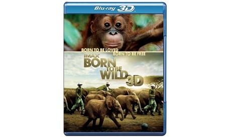 IMAX: Born To Be Wild (Blu-ray 3D) cd50564a-904d-41a8-abeb-ce65ccf0d6f5