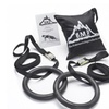 Black Mountain Products 1200 lb Exercise Gymnastics Rings