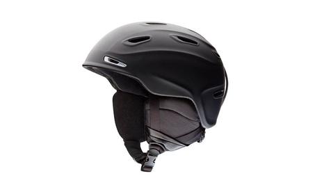 Smith Optics Aspect Helmet In Matte Black ( 3 Sizes ) 897794ad-56c4-432e-b687-e6c6b4f7a765